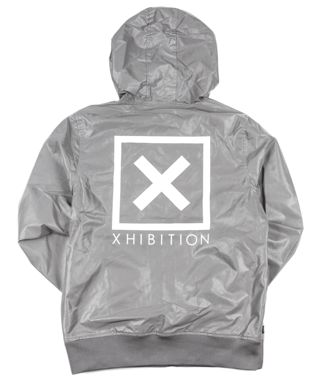 "The Hundreds x Xhibition Jaqueta ""Cloudstone"""