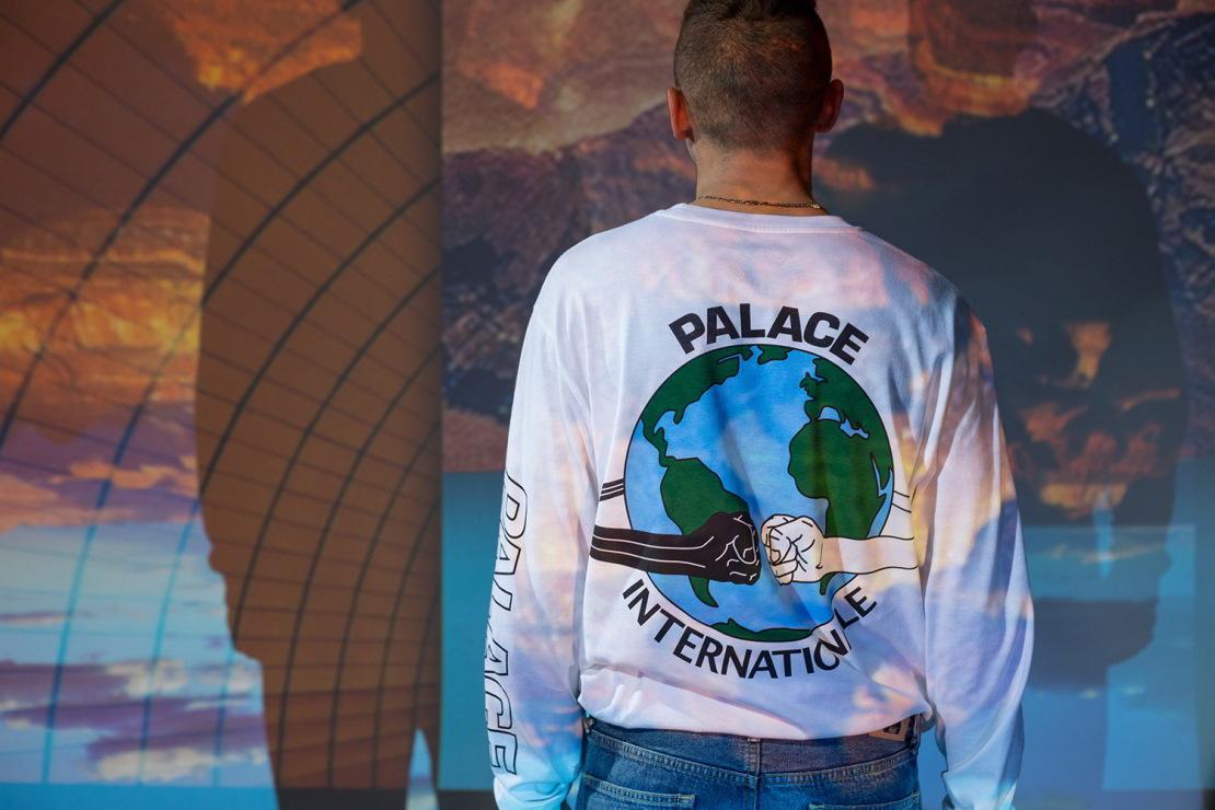 Palace Skateboards aterrissa com loja temporária em Los Angeles