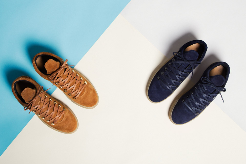 Raised by Wolves x Filling Pieces: Mountain Cut
