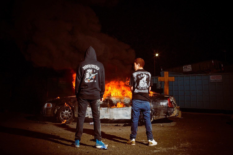 """Born x Raised apresenta coleção """"Sexual Frustration"""""""
