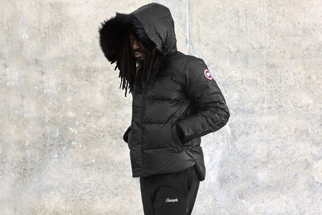 Concepts e Canada Goose apostam em nova jaqueta