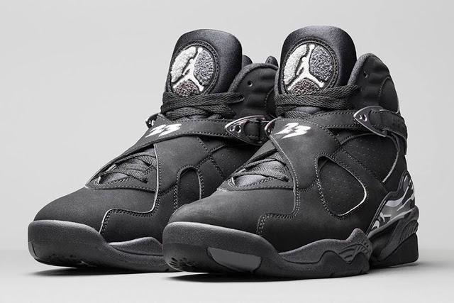 """Nike Air Jordan 8 """"Chrome"""""""
