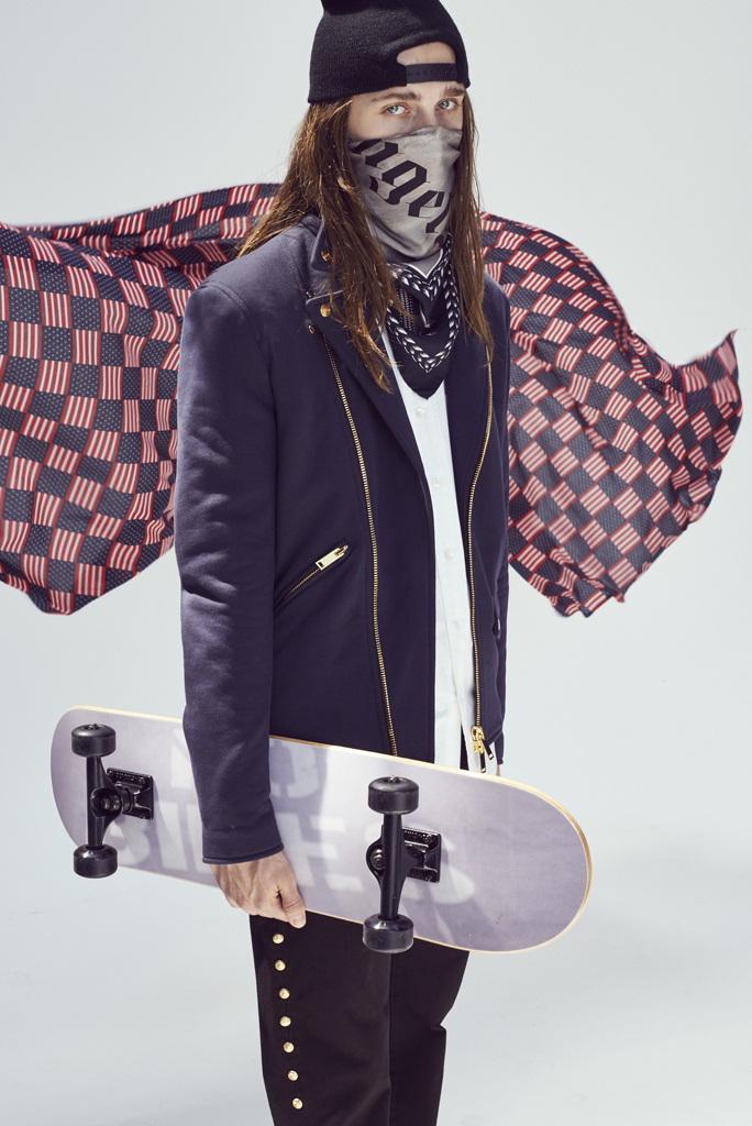 Palm Angels leva o skate ao mundo high fashion