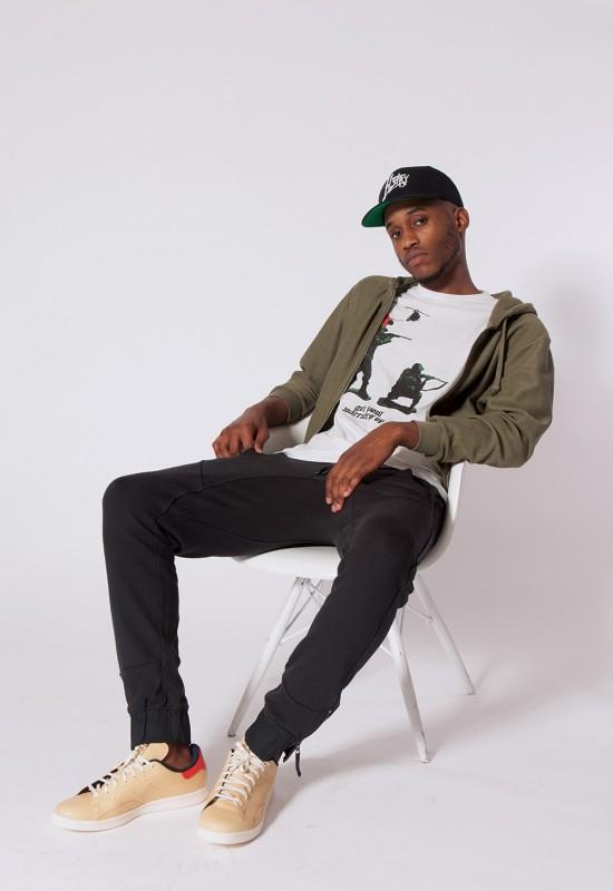 streetwear brasil hstry ferias 2015 lookbook 02 - Conheça a HSTRY, marca do rapper americano Nas