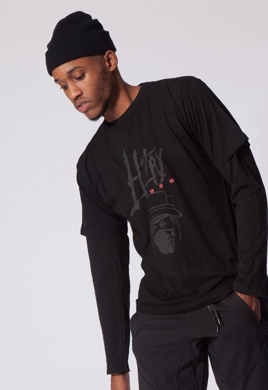 streetwear brasil hstry ferias 2015 lookbook 03 - Conheça a HSTRY, marca do rapper americano Nas