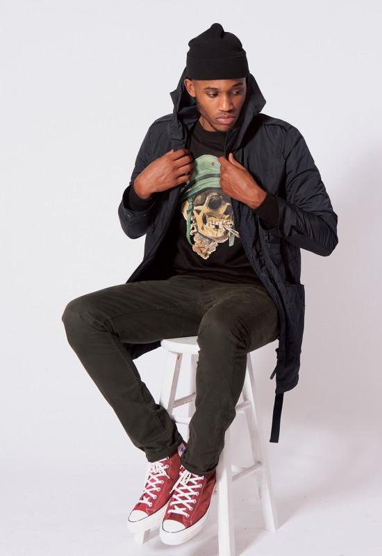 streetwear brasil hstry ferias 2015 lookbook 05 - Conheça a HSTRY, marca do rapper americano Nas