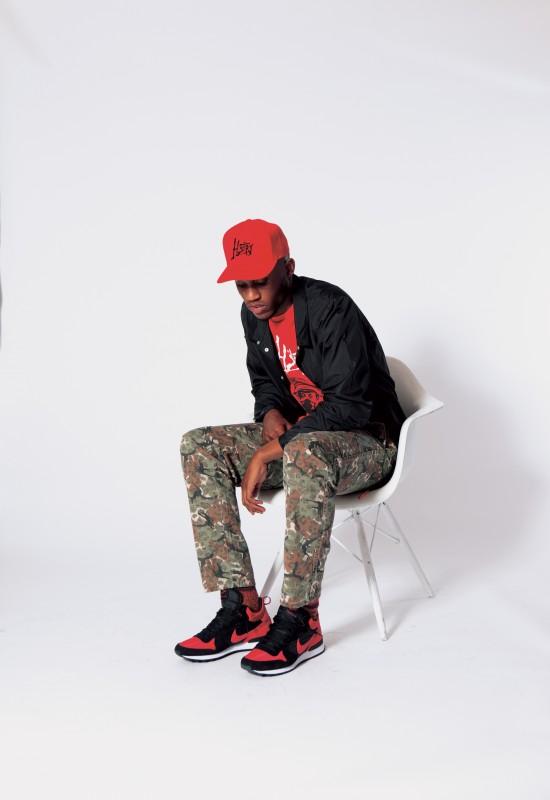 streetwear brasil hstry ferias 2015 lookbook 08 - Conheça a HSTRY, marca do rapper americano Nas