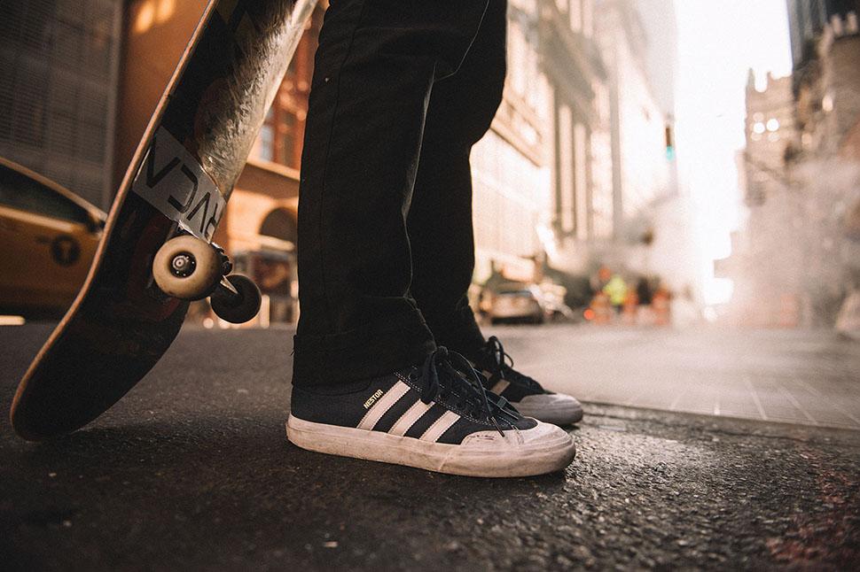 adidas Skateboarding lança modelo de tênis
