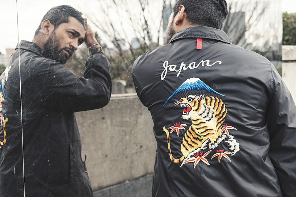 "losers born in japan fw16 05 - LOSERS ""Born and Raised in Japan"" Outono/Inverno 2016"
