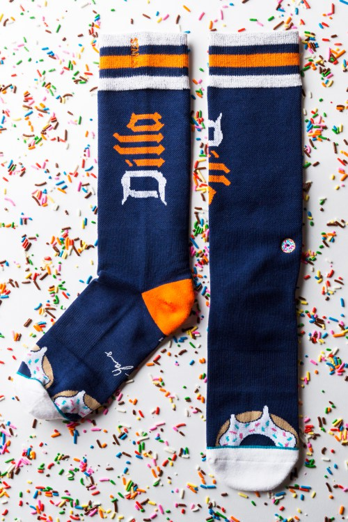 stance j dilla donuts socks 01 - STAMPD x Puma (Primavera/Verão 2016)