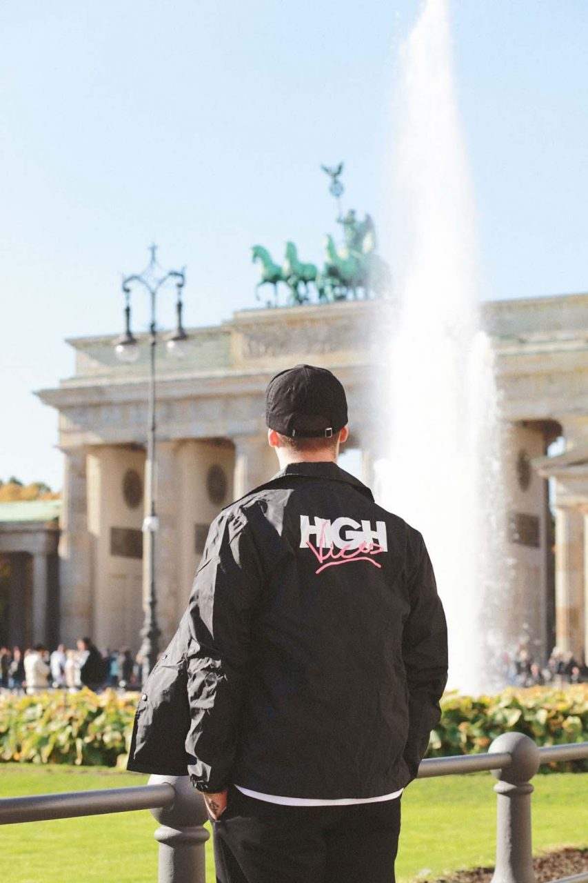 "streetwear brasil high company lookbook high in berlin 02 - High Company - ""High in Berlin"""