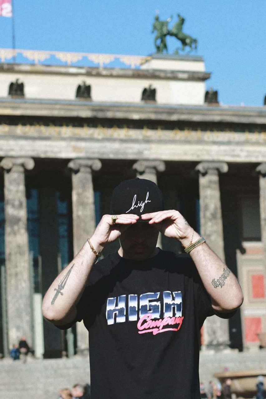 "streetwear brasil high company lookbook high in berlin 06 - High Company - ""High in Berlin"""