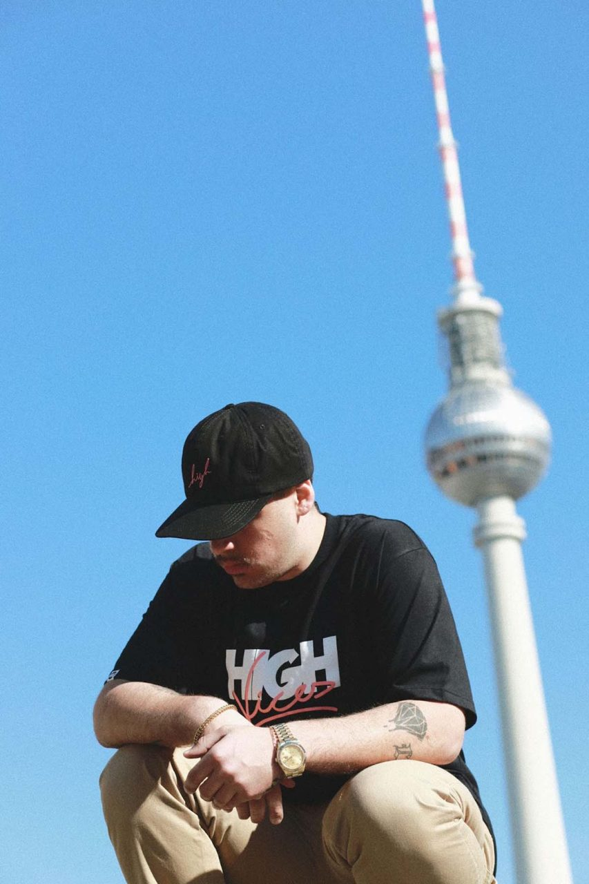 "streetwear brasil high company lookbook high in berlin 07 - High Company - ""High in Berlin"""