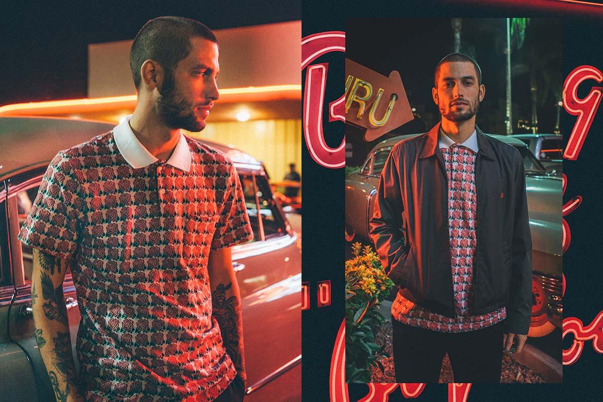 streetwear brasil obey spring 2016 lookbook 03 - Anos 90 são referências para coleção Primavera da Obey