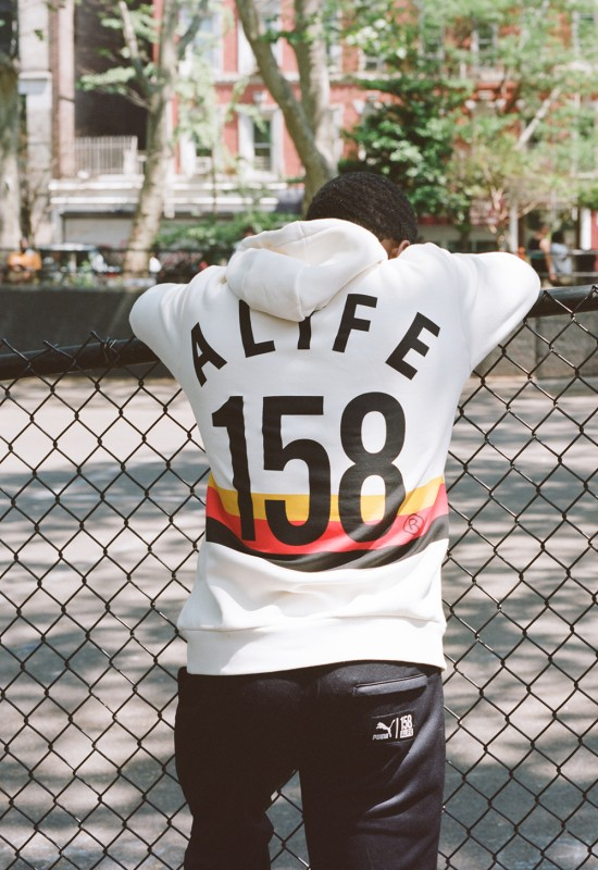 "streetwear brasil puma alife soccer inspired collection 09 - LOSERS ""Born and Raised in Japan"" Outono/Inverno 2016"