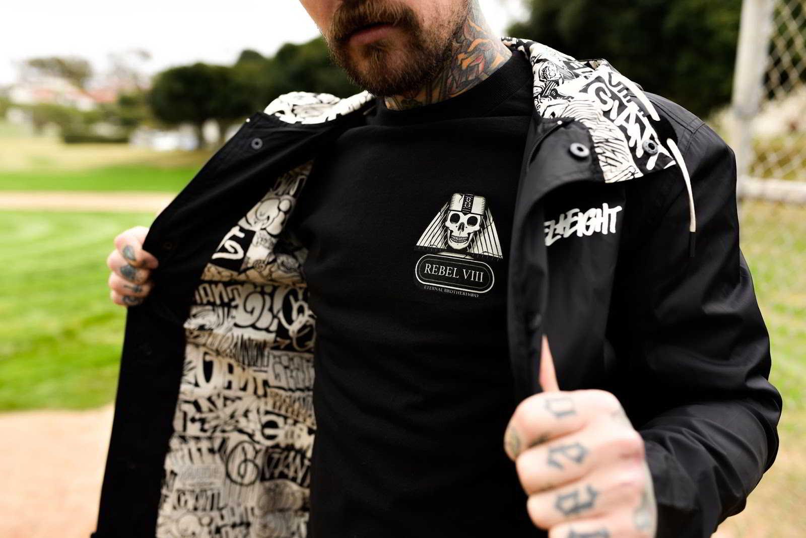 streetwear brasil rebel8 primavera 2016 11 - Estilo dos chicanos influencia Rebel8