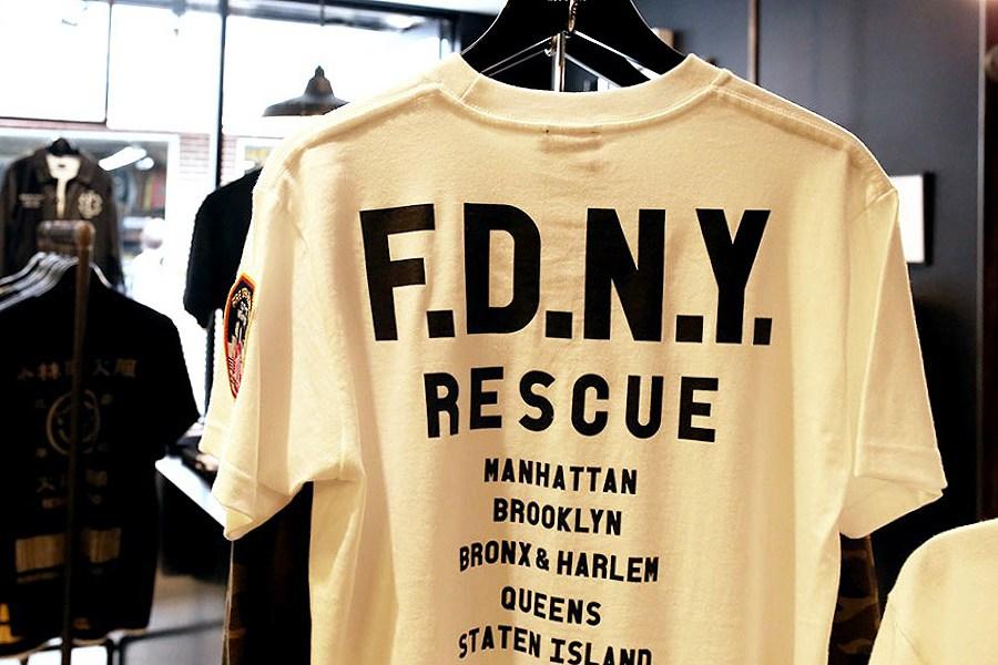 streetwear brasil resquad japan 01 - Marca japonesa se inspira nos bombeiros nova-iorquinos