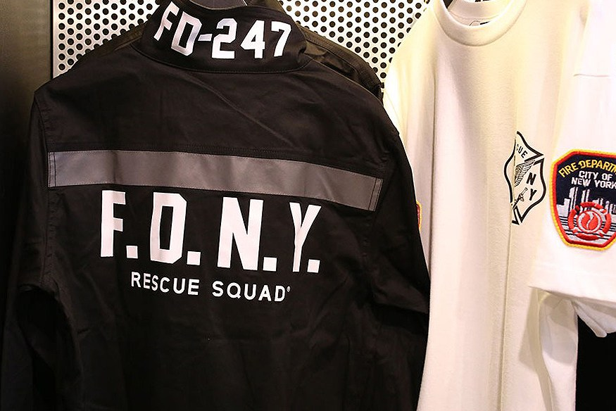 streetwear brasil resquad japan 02 - Marca japonesa se inspira nos bombeiros nova-iorquinos