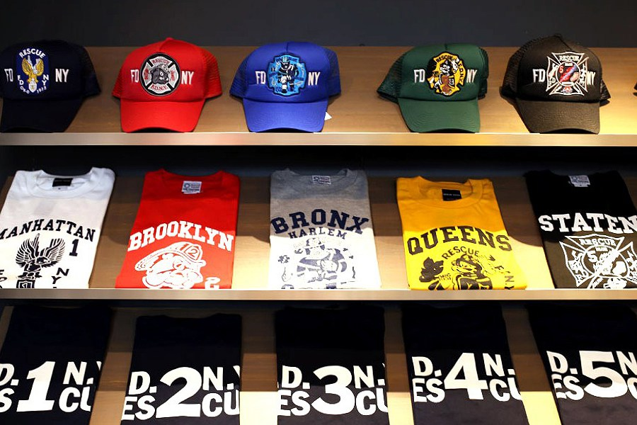 streetwear brasil resquad japan 03 - Marca japonesa se inspira nos bombeiros nova-iorquinos
