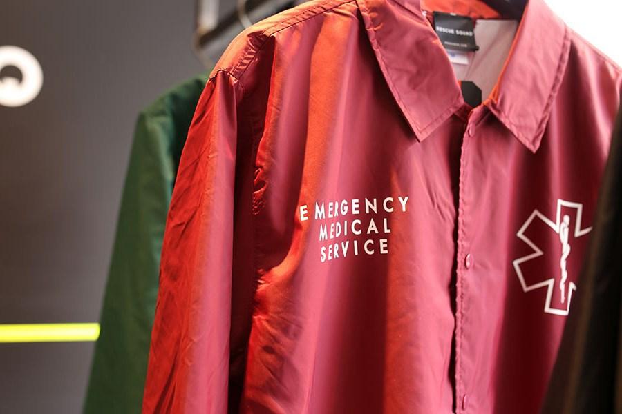 streetwear brasil resquad japan 05 - Marca japonesa se inspira nos bombeiros nova-iorquinos