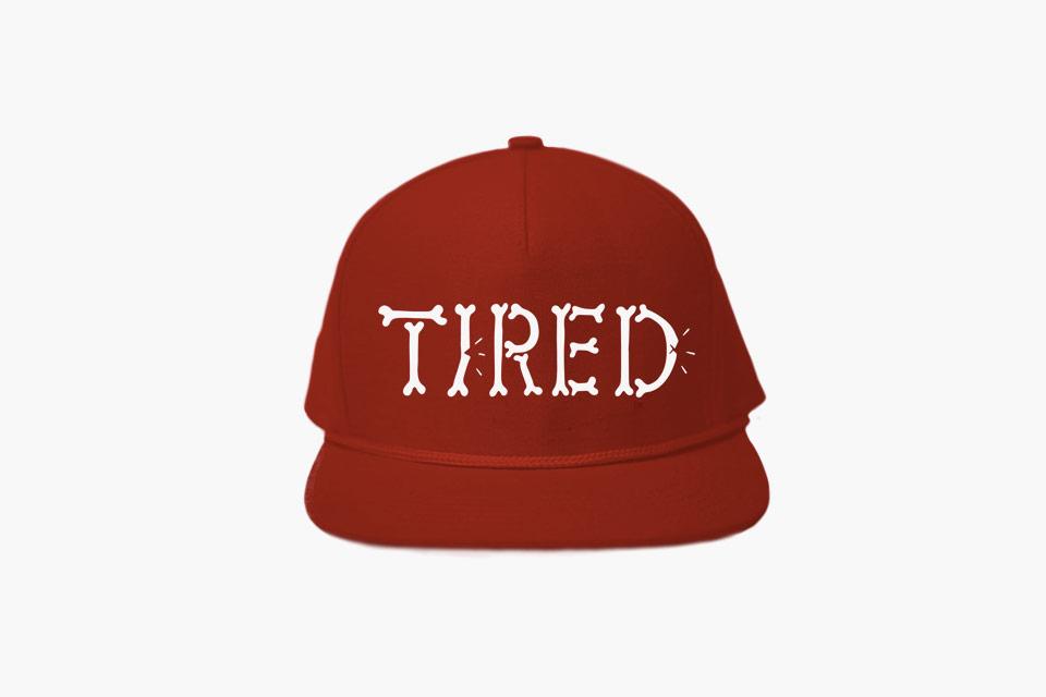 streetwear brasil tired by piet parra ss16 08 - Tired: a marca de skate de Piet Parra