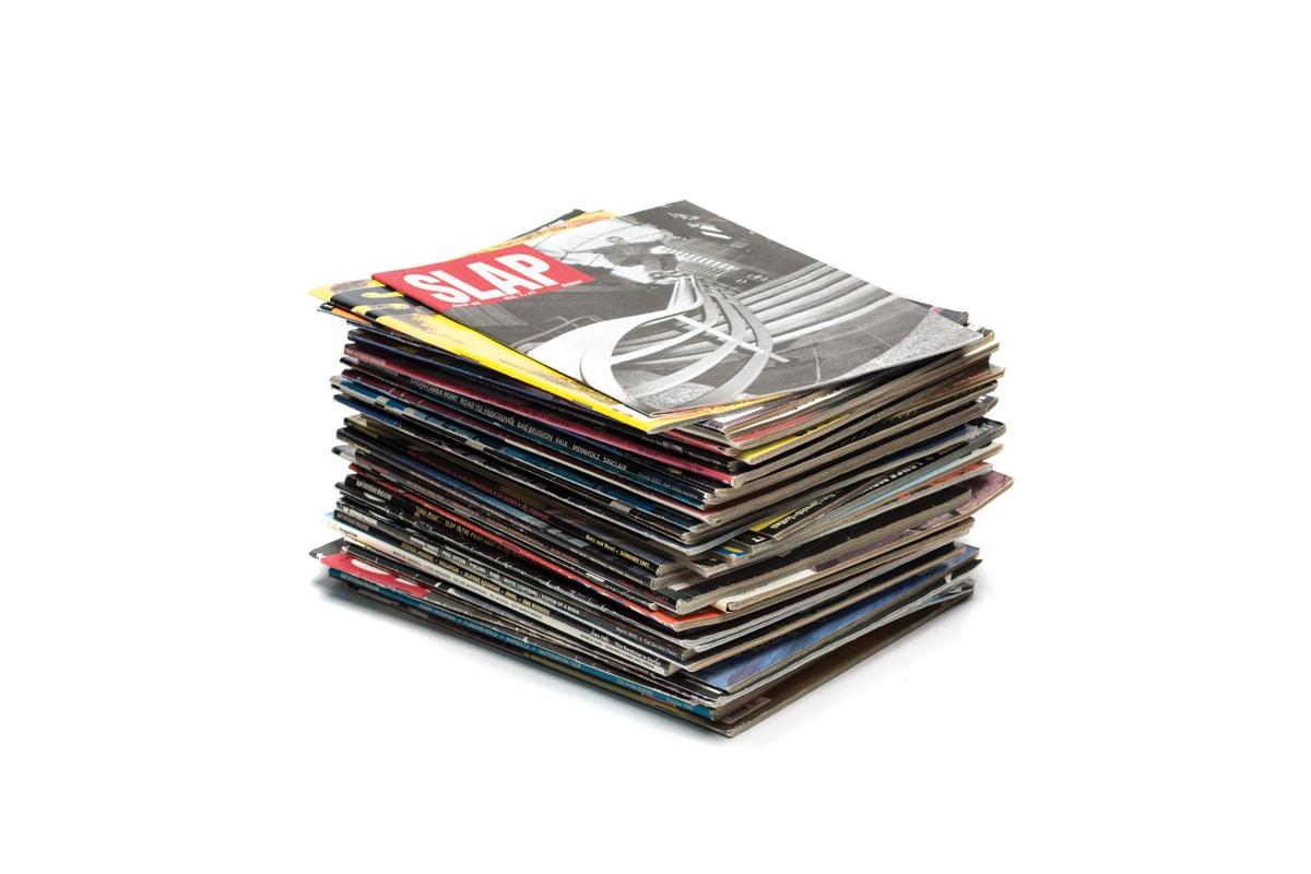 huf slap magazine 07 - HUF presta homenagem a revista SLAP