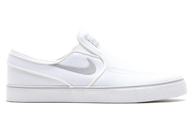 Nike SB lança versão sem cadarço do Janoski