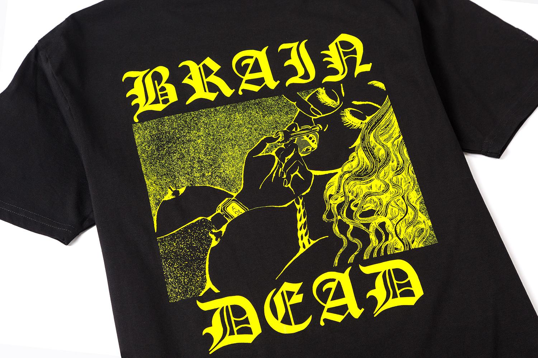 Brain Dead se inspira em quadrinhos e no pós punk