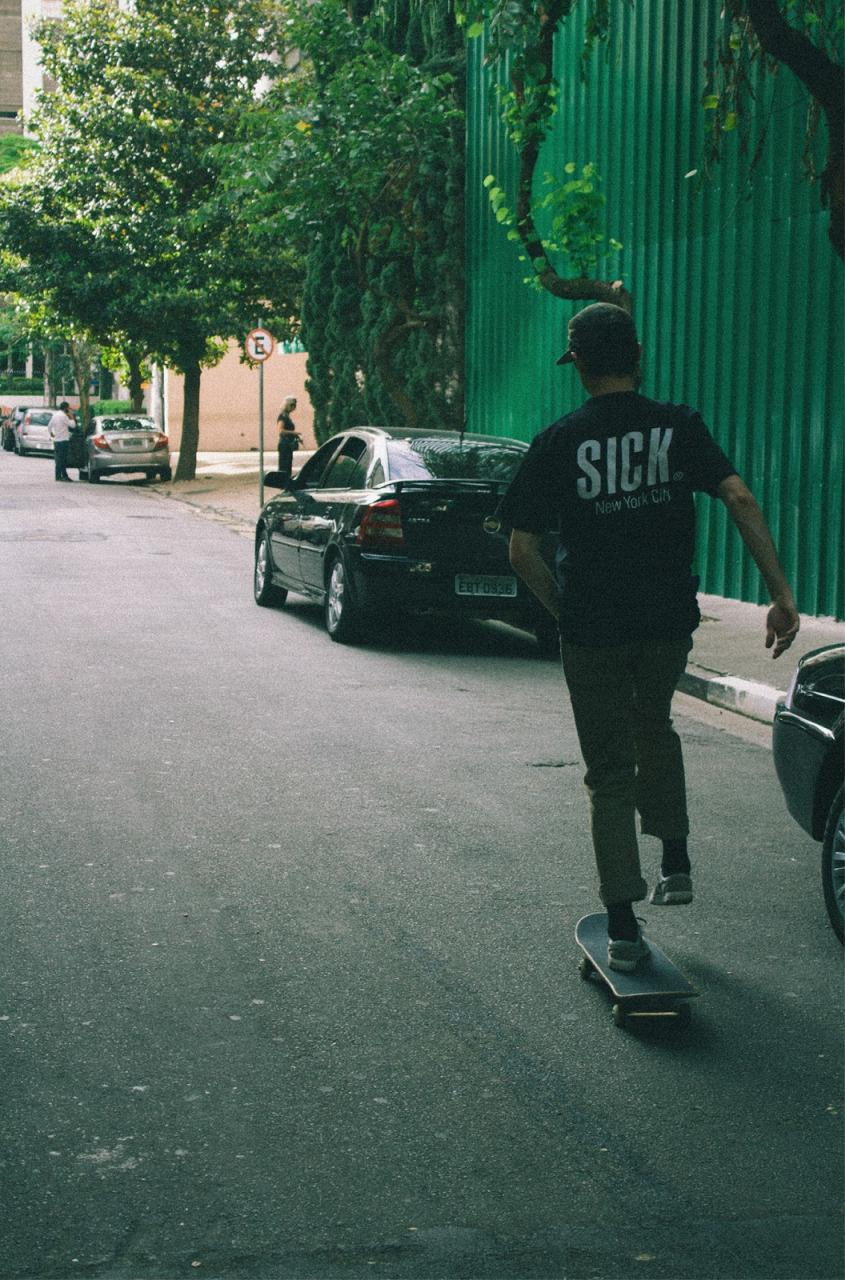 streetwear brasil sickhead co new york city colecao capsula 04 - Paulistana Sickhead se inspira na cidade de Nova Iorque