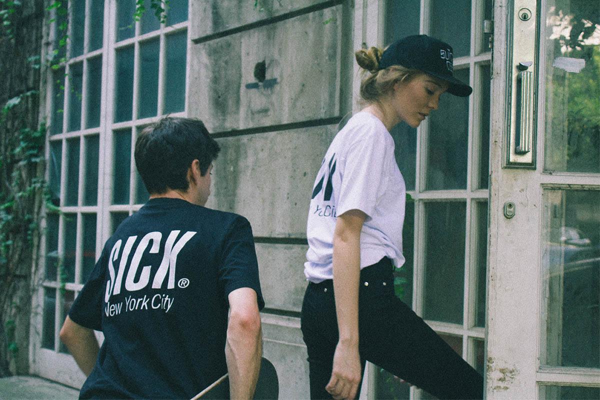 streetwear brasil sickhead co new york city colecao capsula 05 - The Quiet Life Primavera 2016