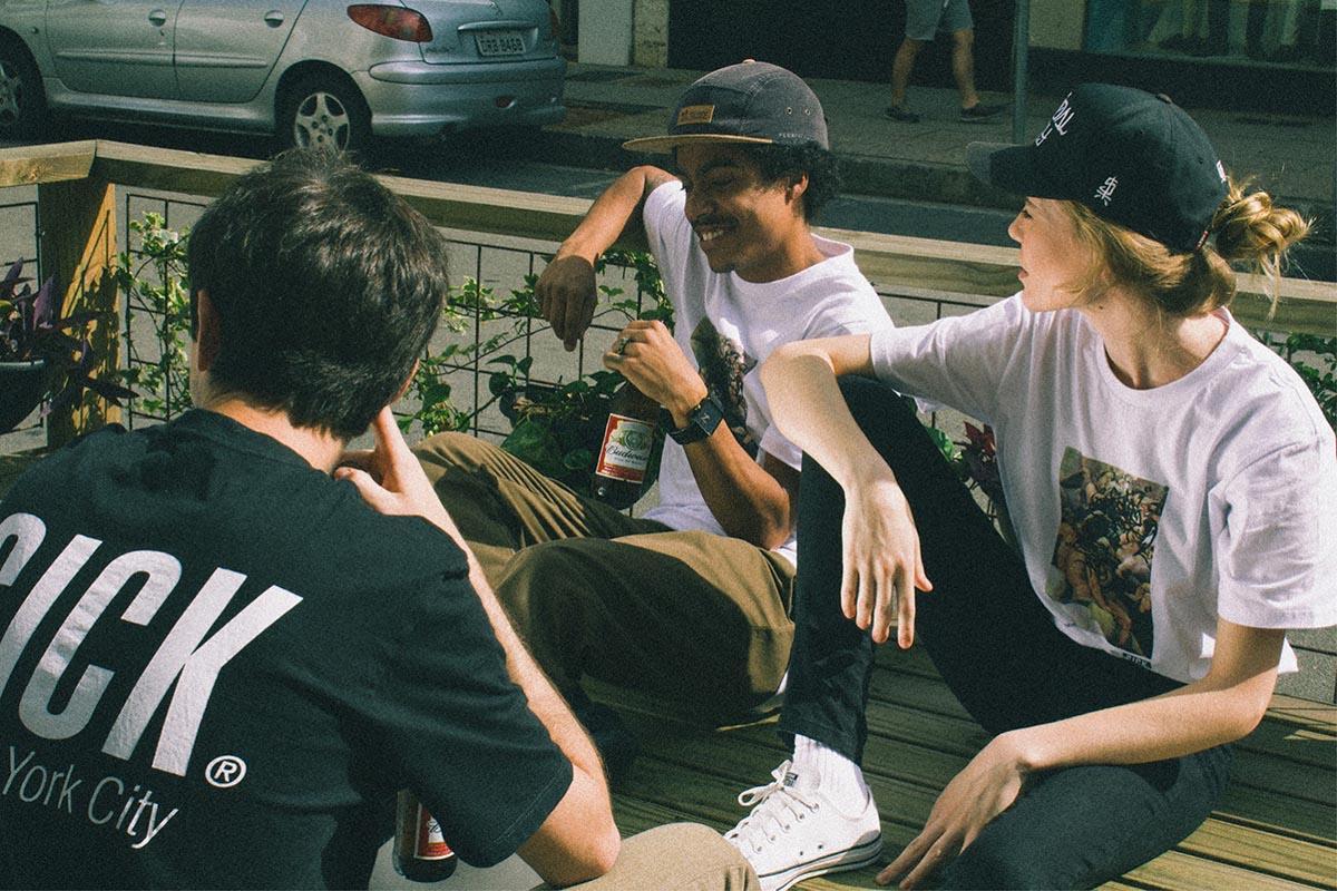 streetwear brasil sickhead co new york city colecao capsula 08 - Paulistana Sickhead se inspira na cidade de Nova Iorque