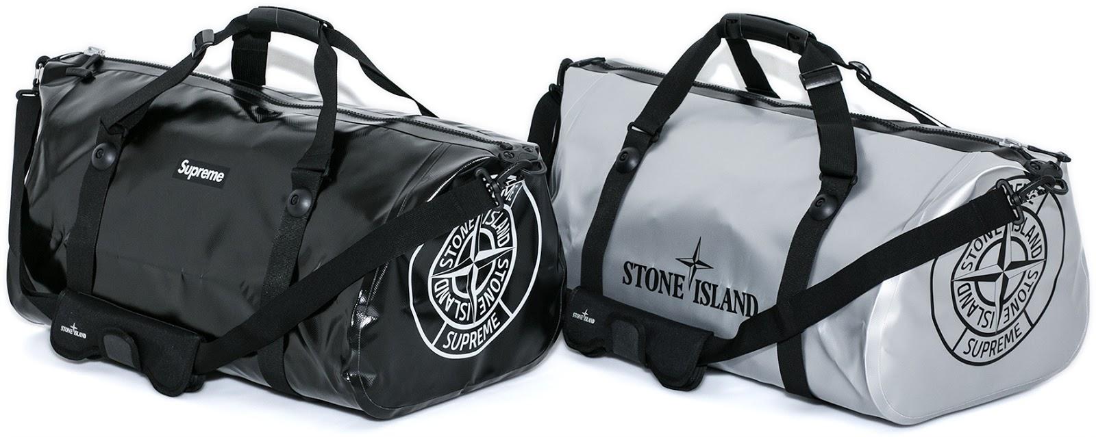 streetwear brasil supreme stone island primavera verao 2016 14 - Supreme x Stone Island Primavera/Verão 2016