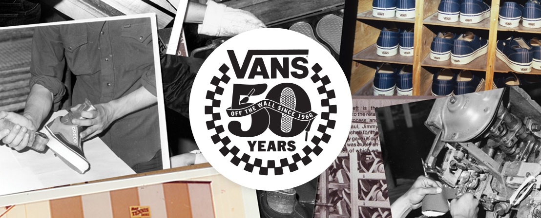Vans lança campanha em homenagem aos 50 anos