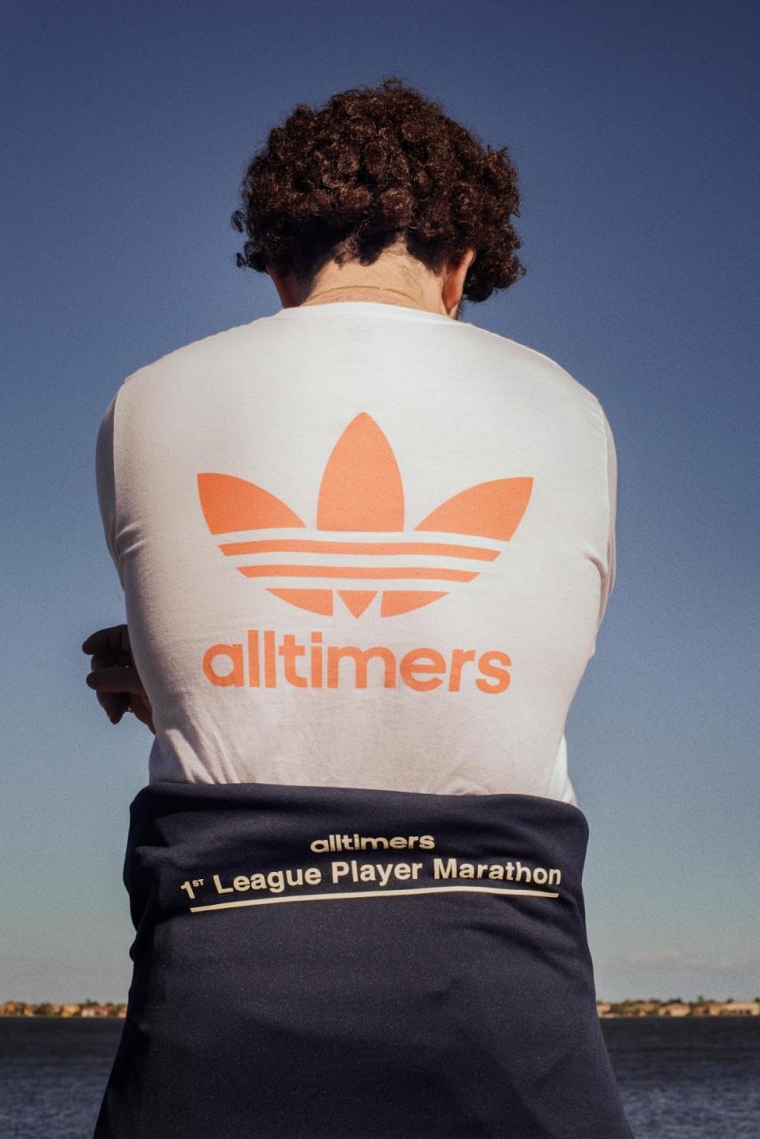 adidas Skateboarding e Alltimers colaboram em coleção nostálgica