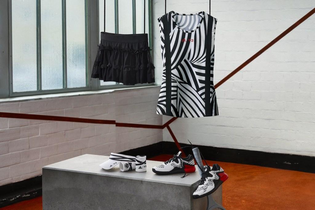 adidas Tennis colabora com Y-3 em coleção feminina