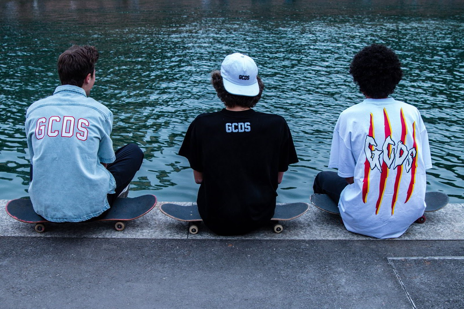 GCDS se inspira no skate dos anos 90
