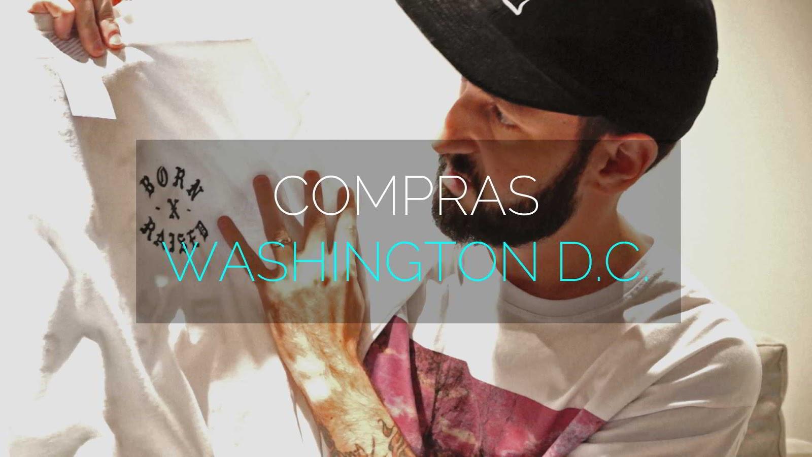 Vídeo de compras – Washington D.C.