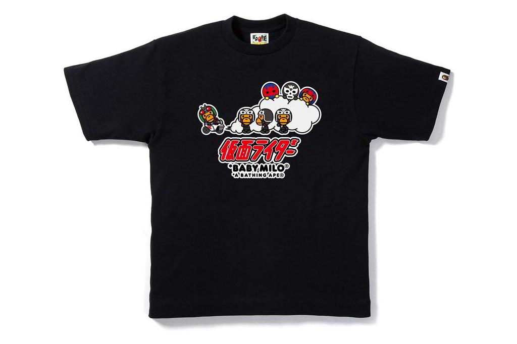 bape kamen rider streetwear brasil 06 - BAPE celebra aniversário do herói japonês Kamen Rider