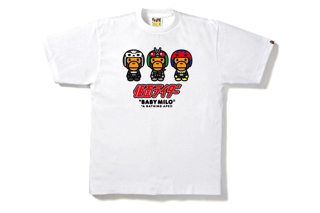 bape kamen rider streetwear brasil 07 - BAPE celebra aniversário do herói japonês Kamen Rider