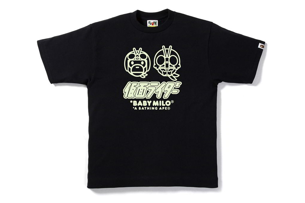 bape kamen rider streetwear brasil 08 - BAPE celebra aniversário do herói japonês Kamen Rider