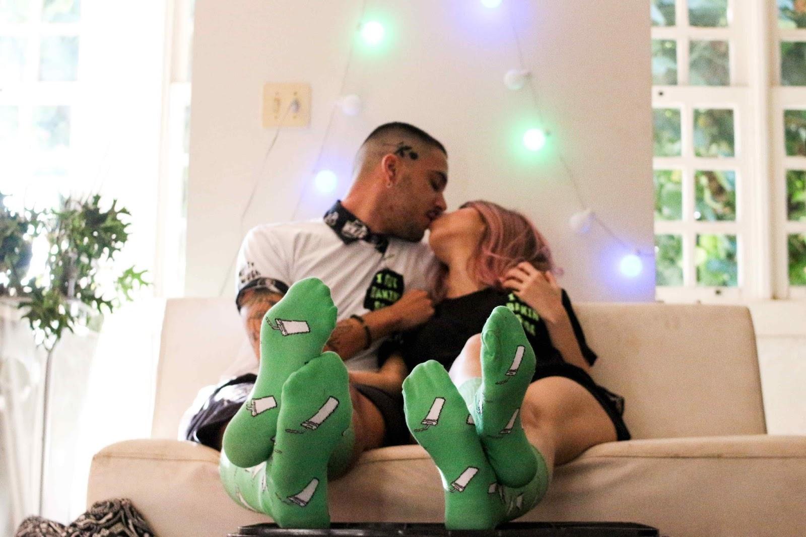 feed the feet nephew parceria 03 - Nephew e Feed The Feet mergulham no universo pop americano