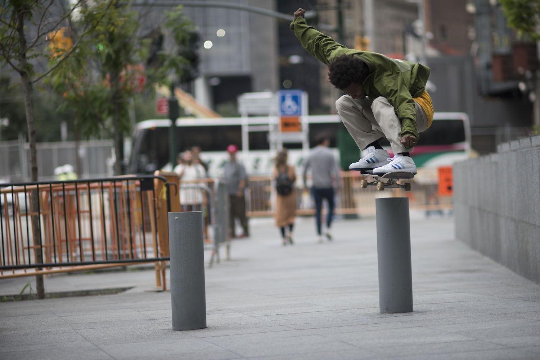 adidas skateboarding na kel smith matchcourt mid 04 - Nakel Smith ganha versão exclusiva do Matchcourt Mid