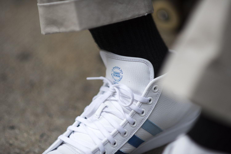 adidas skateboarding na kel smith matchcourt mid 07 - Nakel Smith ganha versão exclusiva do Matchcourt Mid