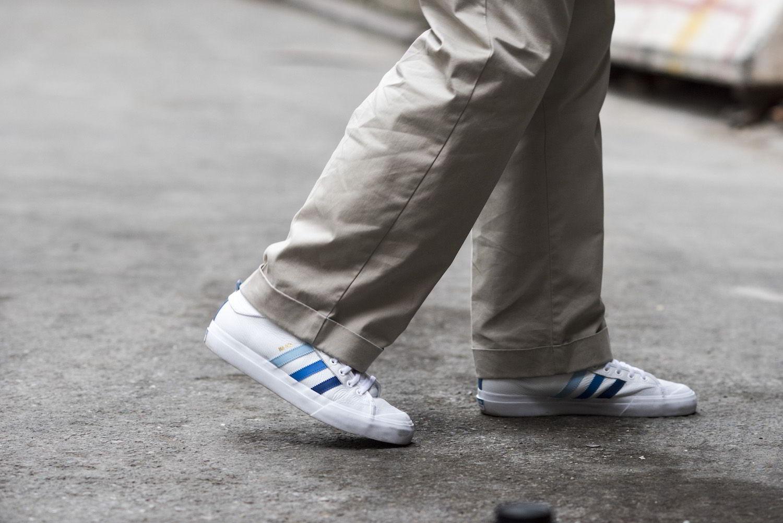 adidas skateboarding na kel smith matchcourt mid 09 - Nakel Smith ganha versão exclusiva do Matchcourt Mid