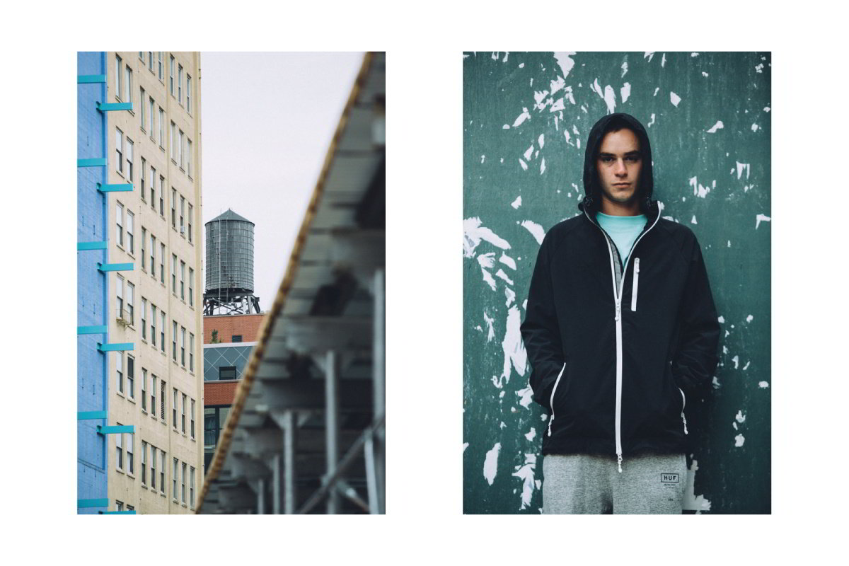 huf inverno 2016 streetwear brasil 08 - HUF se inspira em tradição americana