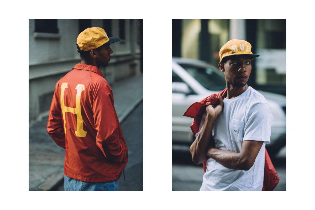 huf inverno 2016 streetwear brasil 12 - HUF se inspira em tradição americana