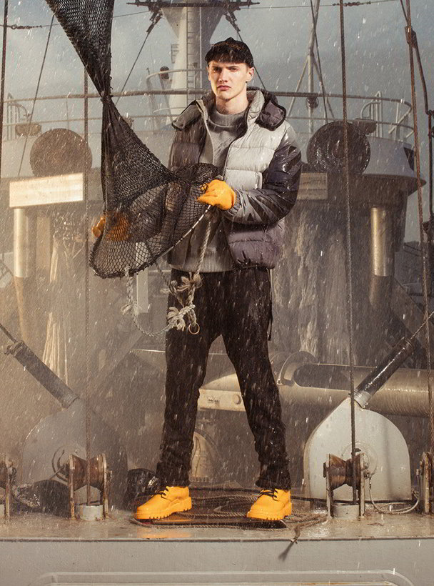 Off-White e Moncler navegam em mares perigosos