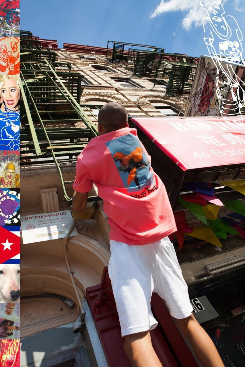 "stray rats end of summer 2016 02 - Stray Rats apresenta coleção ""End of Summer"""