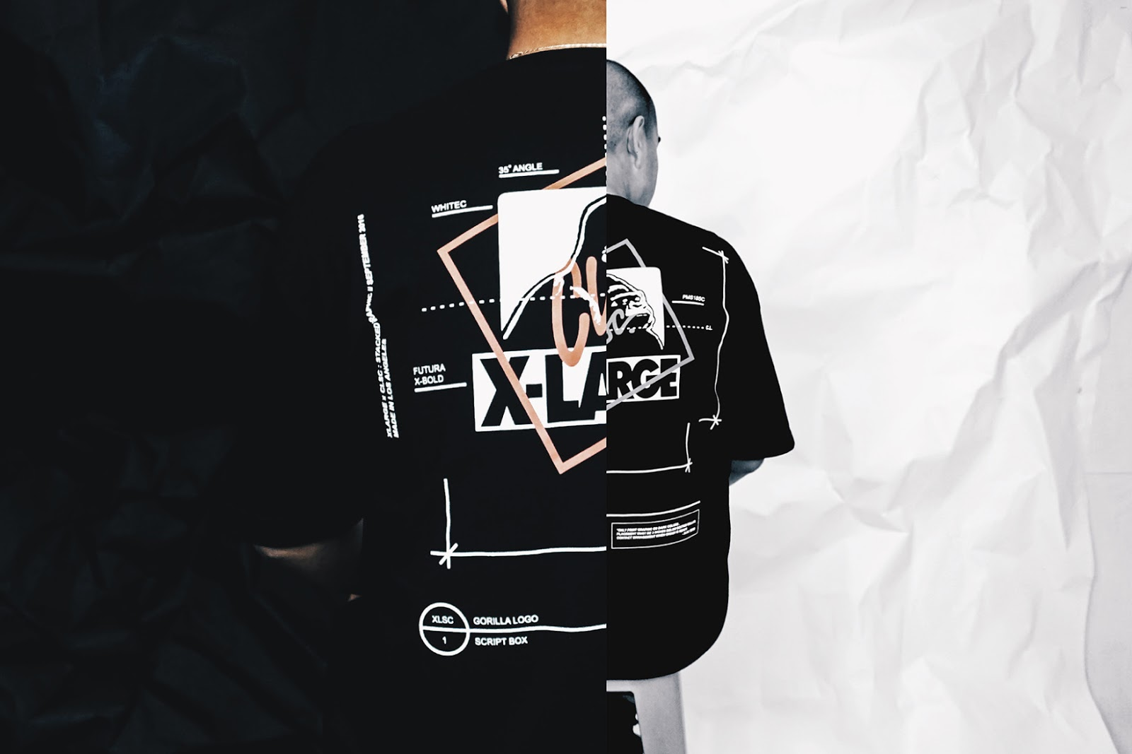 CLSC x XLARGE (Outono/Inverno 2016)