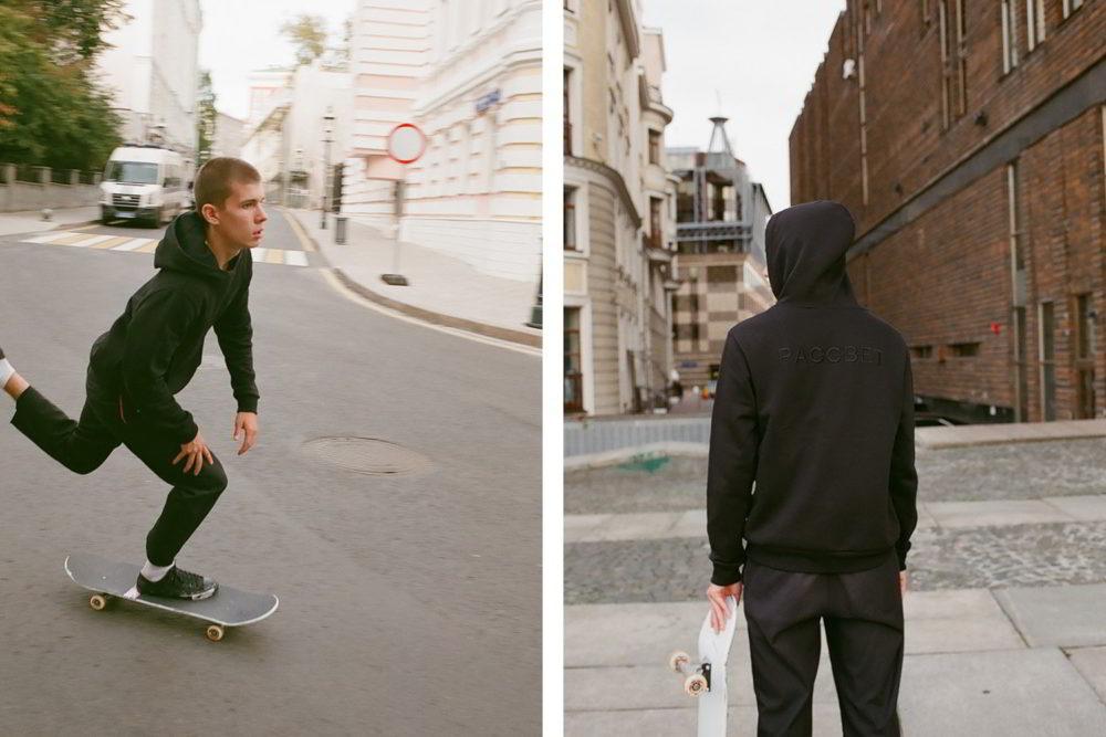 gosha rubchinskiy paccbet skate 07 - PACCBET: a marca de skate russa que você precisa conhecer